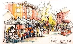 Queen Anne Market