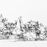 Varenna Inkpen sketch