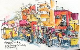 Sunday Market Palermo Viejo BSAS