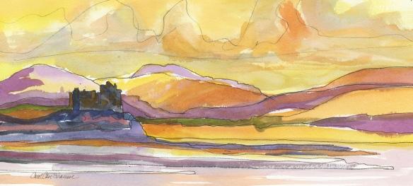 Duart Castle.Scotland.web