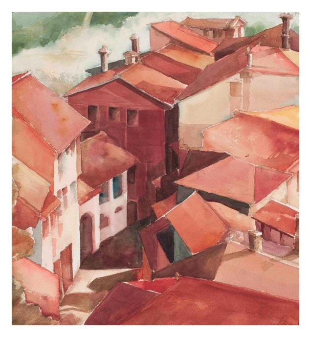 Istrian Town.web