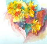 Daffodils from Sally's Class