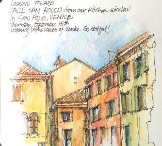 Calle San Rocco