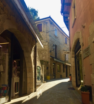 In the Town of San Marino